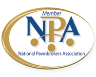 Member, National Pawnbrokers Association